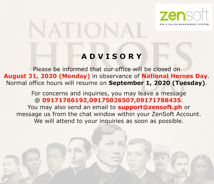 Zensoft Announcement